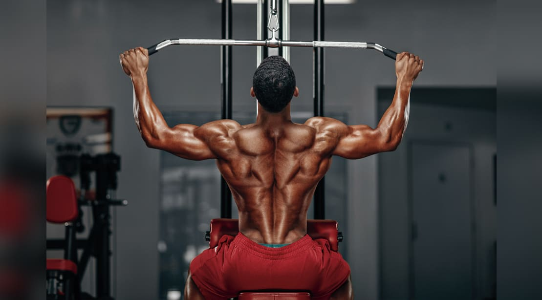 Awesome Back Workout For A Shredded Physique
